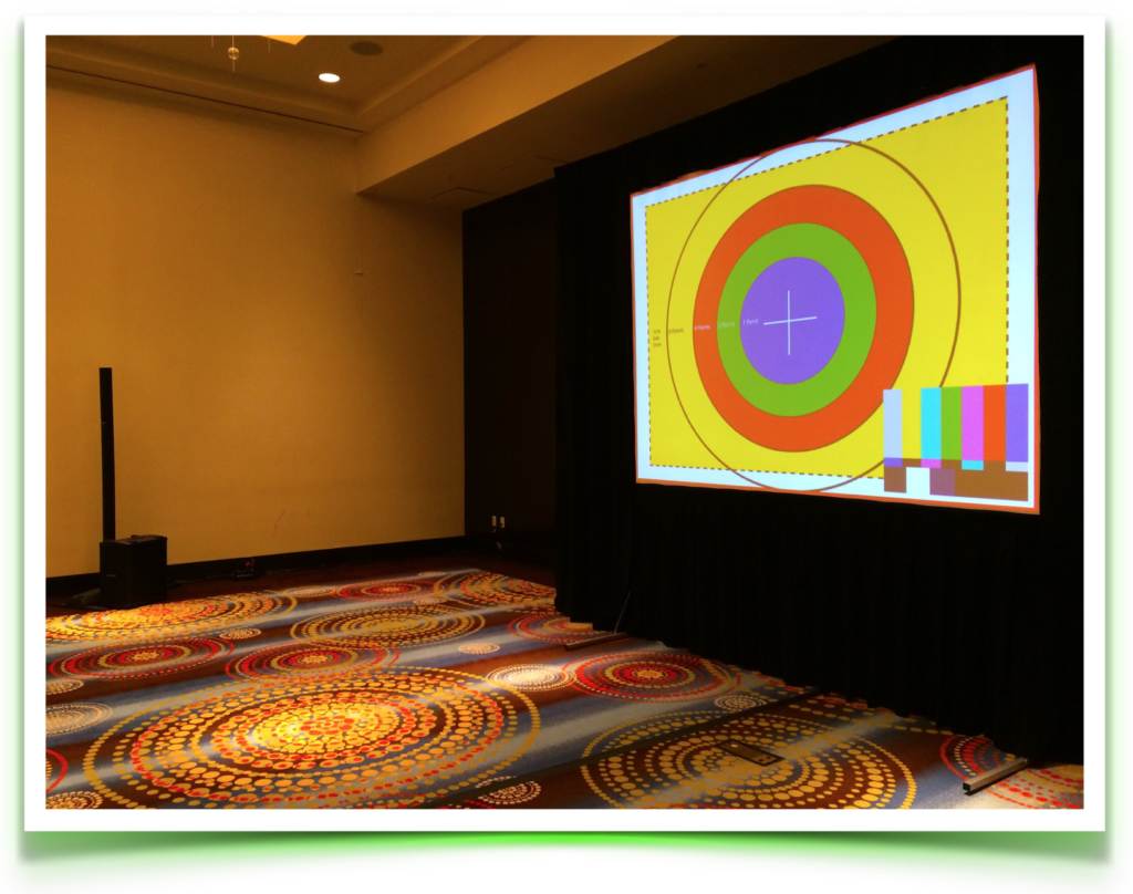 Miami AV convention presentation audio visual rental outsources
