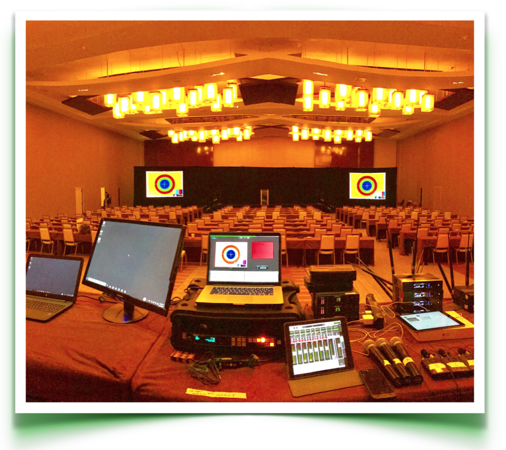 Miami audio visual convention services rental AV presentation outsource Beach Fort Lauderdale Orlando